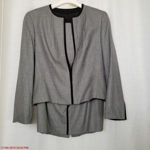 NWT Designer Escada 3 Piece Skirt Suit 40